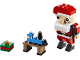 Set No: 30573  Name: Santa polybag