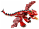 Set No: 31032  Name: Red Creatures