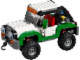 Set No: 31037  Name: Adventure Vehicles