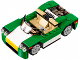 Set No: 31056  Name: Green Cruiser