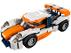 Set No: 31089  Name: Sunset Track Racer
