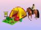 Set No: 3143  Name: Camping Trip