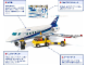 Set No: 3181  Name: Passenger Plane -  ANA Version