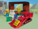 Set No: 3274  Name: Bob and Muck Repair the Barn