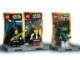 Set No: 3341  Name: Star Wars #2 - Luke/Han/Boba Minifigure Pack