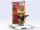 Set No: 3344  Name: One Minifig Pack - Ninja #1