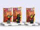 Set No: 3345  Name: Three Minifig Pack - Ninja #2
