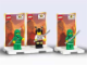 Set No: 3346  Name: Three Minifig Pack - Ninja #3