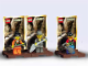 Set No: 3348  Name: Three Minifig Pack - Rock Raiders #2