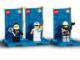 Set No: 3350  Name: Three Minifigure Pack - City #1