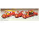Set No: 340  Name: Fire Trucks