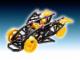 Set No: 3571  Name: Blackmobile with motor