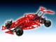 Set No: 3581  Name: Formula Z Car in Storage Case