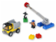Set No: 3611  Name: Road Worker Truck