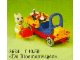 Set No: 3624  Name: Flower Car