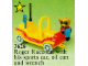 Set No: 3626  Name: Roger Raccoon's Sports Car