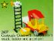 Set No: 3637  Name: Gertrude Goat's Painter's Truck