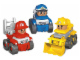 Set No: 3700  Name: Emergency Vehicles Set
