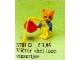Set No: 3701  Name: Fisherman Cornelius Cat