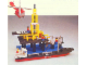 Set No: 373  Name: Offshore Rig with Fuel Tanker