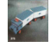 Set No: 375  Name: Refrigerator Truck and Trailer