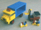 Set No: 381  Name: Lorry and Fork Lift Truck