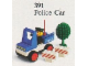 Set No: 391  Name: Police Car