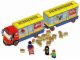 Set No: 4000008  Name: LEGO Inside Tour (LIT) Exclusive 2013 Edition – Villy Thomsen Truck