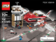 Set No: 4000012  Name: LEGO Inside Tour (LIT) Exclusive 2012 Edition - Piper airplane