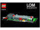 Set No: 4000015  Name: LOM Building B