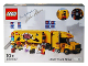 Set No: 4000022  Name: LEGO Inside Tour (LIT) Exclusive 2016 Edition - LEGO Truck Show