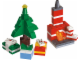 Set No: 40009  Name: Holiday Building Set polybag