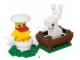 Set No: 40031  Name: Bunny and Chick polybag