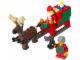 Set No: 40059  Name: Santa's Sleigh polybag