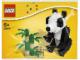 Set No: 40073  Name: Panda polybag