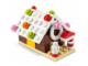 Set No: 40105  Name: Monthly Mini Model Build Set - 2014 12 December, Gingerbread House