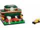 Set No: 40142  Name: Train Station - Bricktober 2015