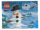 Set No: 4024  Name: Advent Calendar 2003, Creator (Day  1) Snowman