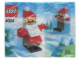 Set No: 4024  Name: Advent Calendar 2003, Creator (Day 20) Santa