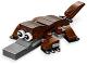 Set No: 40241  Name: Monthly Mini Model Build Set - 2017 03 March, Platypus