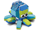 Set No: 40245  Name: Monthly Mini Model Build Set - 2017 07 July, Octopus