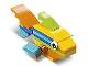 Set No: 40246  Name: Monthly Mini Model Build Set - 2017 08 August, Rainbow Fish
