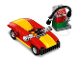 Set No: 40277  Name: Monthly Mini Model Build Set - 2018 02 February, Car And Petrol Pump