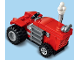Set No: 40280  Name: Monthly Mini Model Build Set - 2018 05 May, Tractor polybag