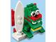 Set No: 40281  Name: Monthly Mini Model Build Set - 2018 06 June, Surfer Dragon