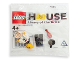 Set No: 40295  Name: LEGO House - Exclusive Chef Minifigure polybag