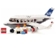 Set No: 4032  Name: Passenger Plane - SAS Version