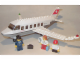 Set No: 4032  Name: Passenger Plane - SWISS Version