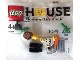 Set No: 40356  Name: LEGO House Exclusive Minifigure 2019 polybag