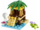 Set No: 41019  Name: Turtle's Little Oasis